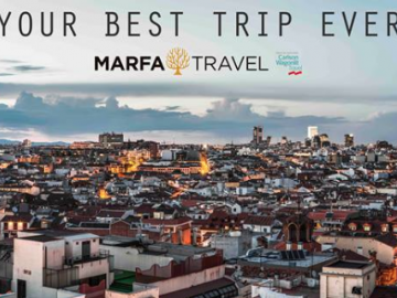 Profile picture for user Marfa Travel